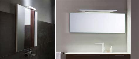 faretti per specchio bagno illuminazione specchio bagno faretti lade e applique