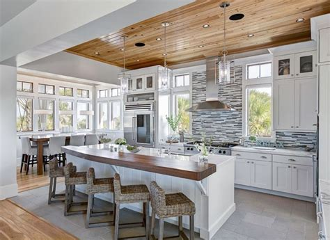 coastal inspired kitchens 17 best ideas about house kitchens on