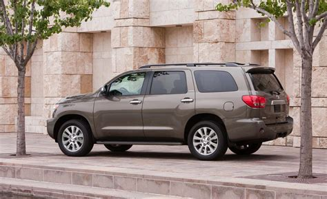 2013 toyota sequoia car and driver