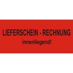 Autoaufkleber Auf Rechnung by Lieferschein Rechnung Innenliegend
