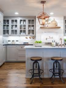 Contemporary kitchen with copper fixtures the kitchen s color palette
