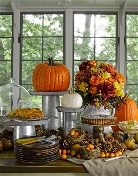 fall table decorating ideas top 10 thanksgiving home decorating ideas pinterest