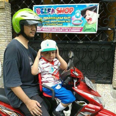 Kursi Bonceng Anak Alpina Semarang distributor kursi bonceng anak home
