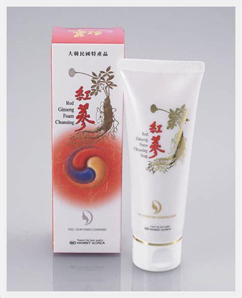 Does Ginseng Help Detox by Ginseng Foam Cleansing Soap Hanbit Korea Co Ltd