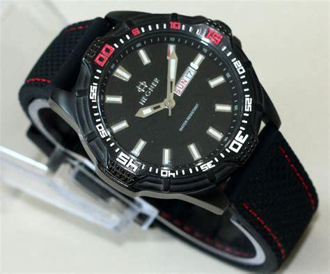 Hegner Original Black White 1 original 100 hegner jam tangan hegner wanita pria
