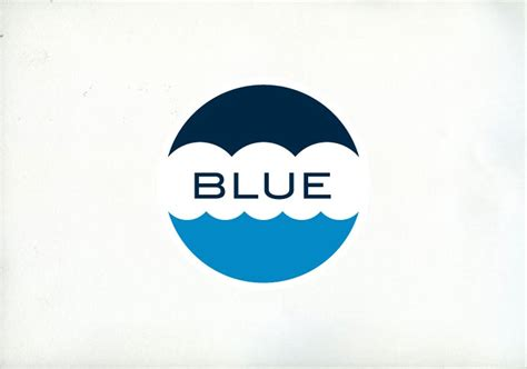 blue pattern logo methodikal logo design burlington vermont