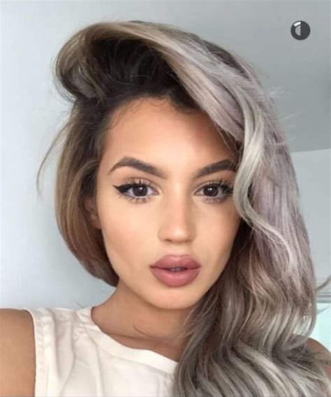 70 grey hair styles ideas and colors my new hairstyles new hairdo ideas babyshower or dohale jevan part 1 customs