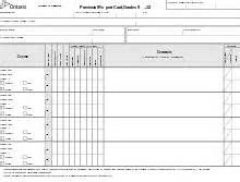 Summer School Progress Report Template by Report Card