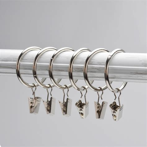 shower curtain clips put shower curtain clips and hooks the homy design