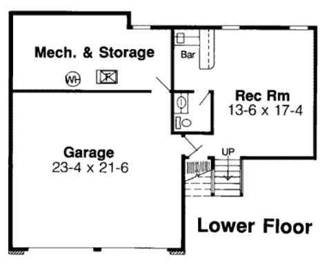 4 bedroom house plans page 299 modern style house plan 3 beds 4 baths 1945 sq ft plan