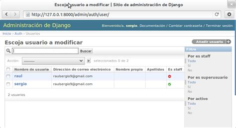 django creating user object curso django las vistas