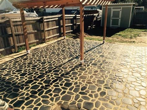 Quikrete Patio Ideas 29 Best Walk This Way Images On Backyard Ideas