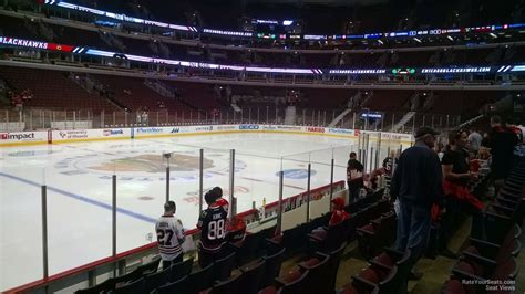 united center section 102 united center section 102 chicago blackhawks