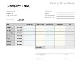 Office Hours Template by Weekly Time Sheet By Client And Project Office Templates