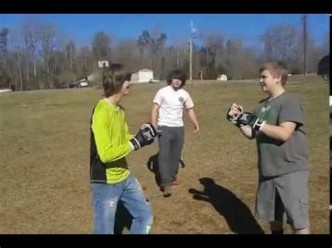 Backyard Mma by Bryce Vs Skilar Backyard Mma