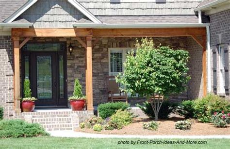 covered front porch plans covered front porch future home ideas