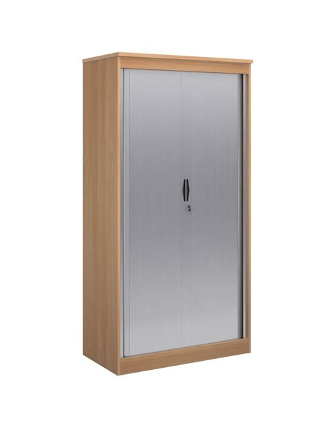 Tambor Door by System Horizontal Tambour Door Cupboard St20 121 Office