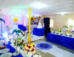 Wedding Decorations Nigeria Ademi Wedding Decoration For 70k Ember Promo Events