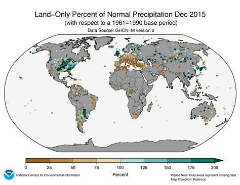 noaa maps global temperature and precipitation maps national centers for environmental information ncei