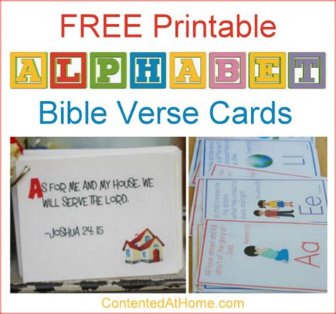 template for scripture cards free alphabet printables abc bible verse cards