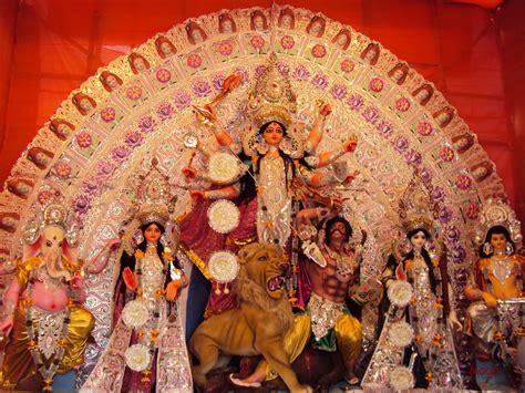 Home Decor In Kolkata by Durga Puja 2010 Kolkata Dazzled In The Light Of Festivity