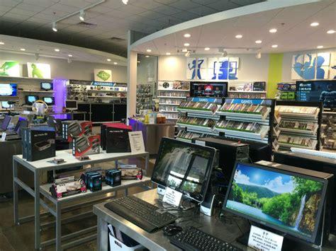 aware goodwill runs  electronics store called