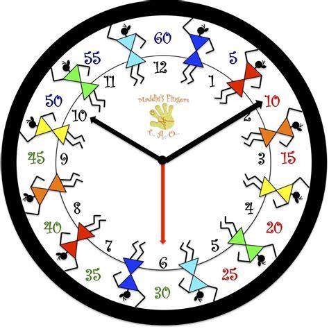 colorful wall clocks colorful warli wall clock worli wall