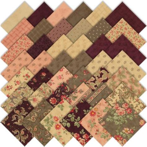 Quilting Fabrics Moda by Moda Courtyard Charm Pack By 3 42 5 Quot Quilting