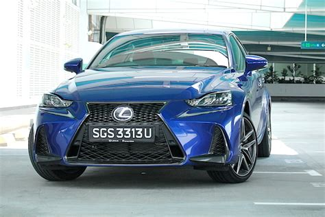 lexus singapore drives