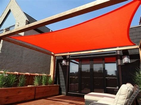 shade cover for patio new 11 5 x11 5 square rectangle sun sail shade canopy top