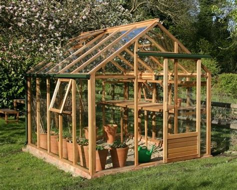come costruire una serra pergole tettoie giardino