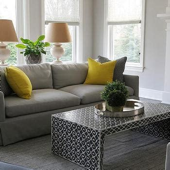 pillows for a grey couch yellow pillows for sofa simple but important things to