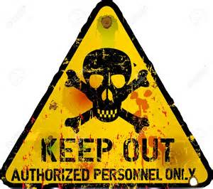 keep out clipart clipartsgram com