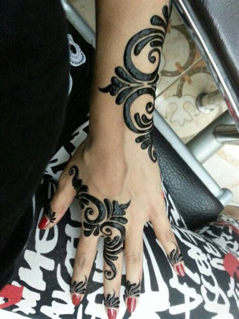 how to mix henna for tattoos cool design but never get black henna