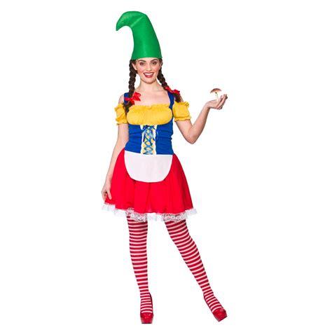 Gardener Costume by Garden Gnome Novelty Fancy Dress Costume Sizes