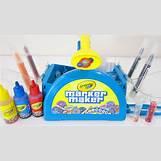 Crayola Marker Maker | 1280 x 720 jpeg 126kB
