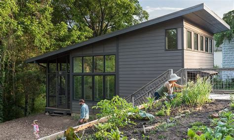Small Homes Asheville Nc West Asheville Small House Samsel Architects