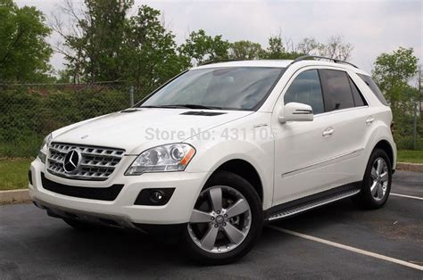 mercedes board ml350 running boards promotion shop for promotional ml350