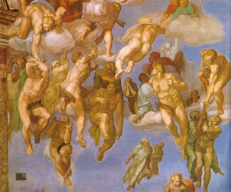 libro michelangelo basic art series michelangelo giudizio universale dettagli ascesa dei beati the apocalypse of john the