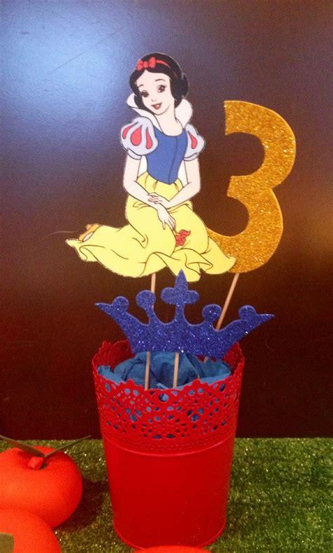 Snow White Decorations by Snow White Decor Snow White Birthday