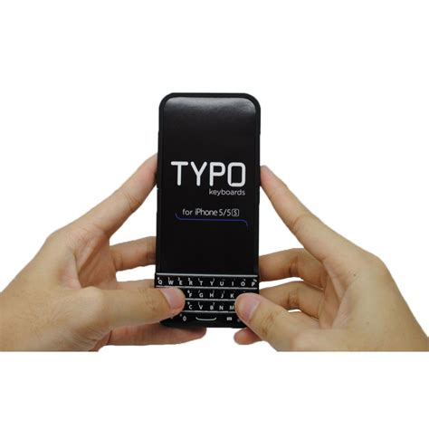 Diskon Typo Keyboard For Iphone 5 5s Black typo keyboard for iphone 5 5s se black jakartanotebook