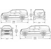 The Blueprintscom  Blueprints &gt Cars GMC Yukon 2007