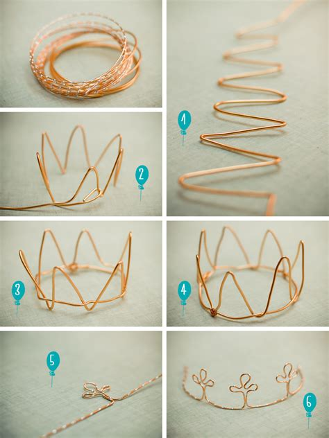 diy wire crown pictures photos and images for