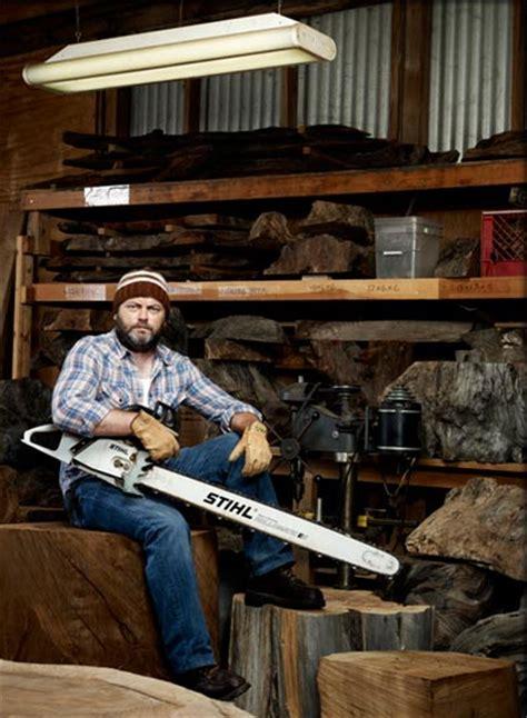 nick offerman woodshop asquaredstudio