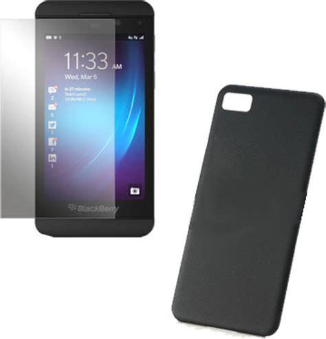 Blackberry Back Cover Screen Guard Z10 Original White mono back cover with screen guard for blackberry z10 accessory combo price in india buy mono