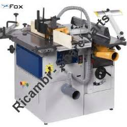 fox woodworking machinery fox spare parts for combination machine for wood f60251