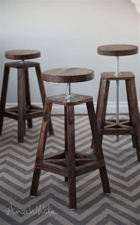 diy outdoor bar stools best 20 diy bar stools ideas on pinterest rustic bar