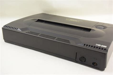 neo geo aes console for sale neo geo aes console system ref 137810 neo 0 memory