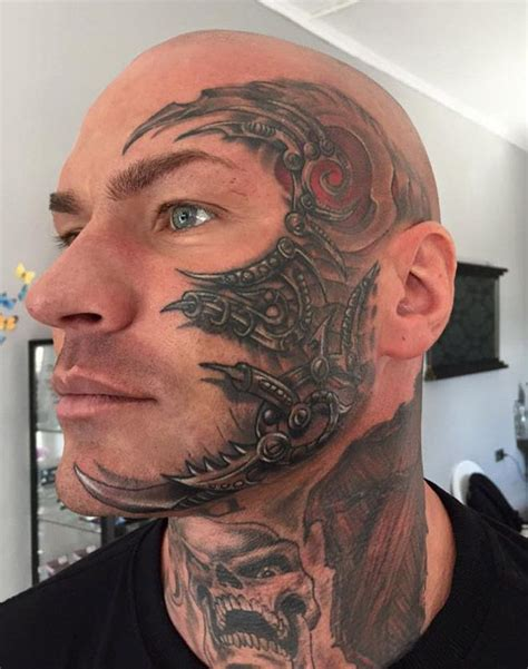 best face tattoos 23 best best tattoos for for images on