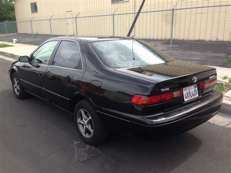Toyota Camry 1998 1998 Toyota Camry Overview Cargurus